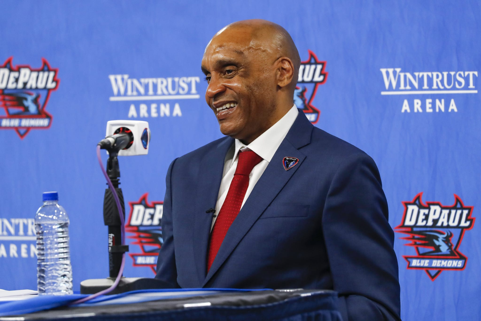 """Tony Stubblefield on Year One at DePaul: """"We want to put a competitive team on the floor"""" - College Hoops Today"""